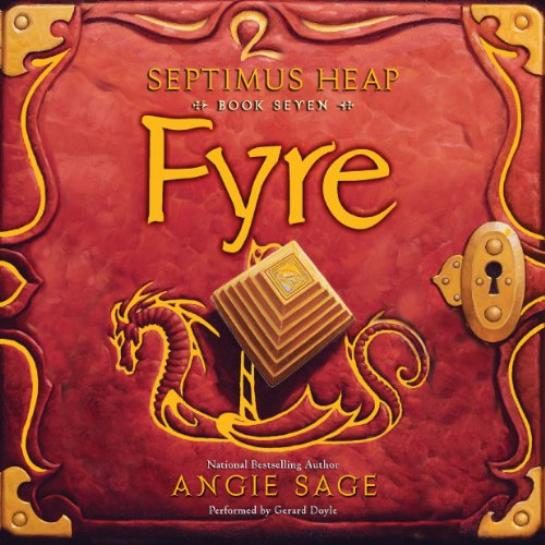 Septimus Heap, Book Seven: Fyre Audiobook [Free Download by Trial] thumbnail
