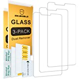 """[3-Pack]-Mr.Shield Designed For Alcatel 3V (2019) 6.7"""" Inch [Tempered Glass] [Japan Glass with 9H Hardness] Screen Protector"""