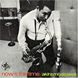 NOWS THE TIME (reissue)