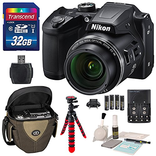 Nikon COOLPIX B500 Accessory Cleaning