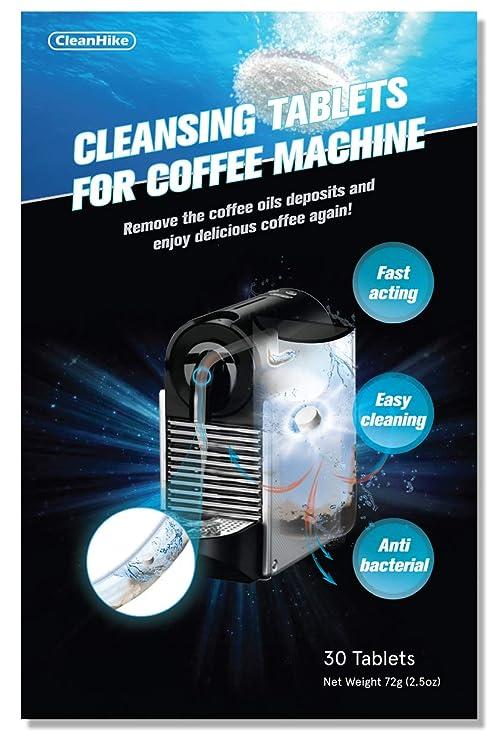 Amazon.com: CleanHike Pastillas de limpieza para máquina de ...