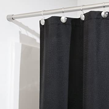 Curtain Rods curtain rods amazon : Amazon.com: InterDesign Forma - Constant Tension Curtain Rod for ...