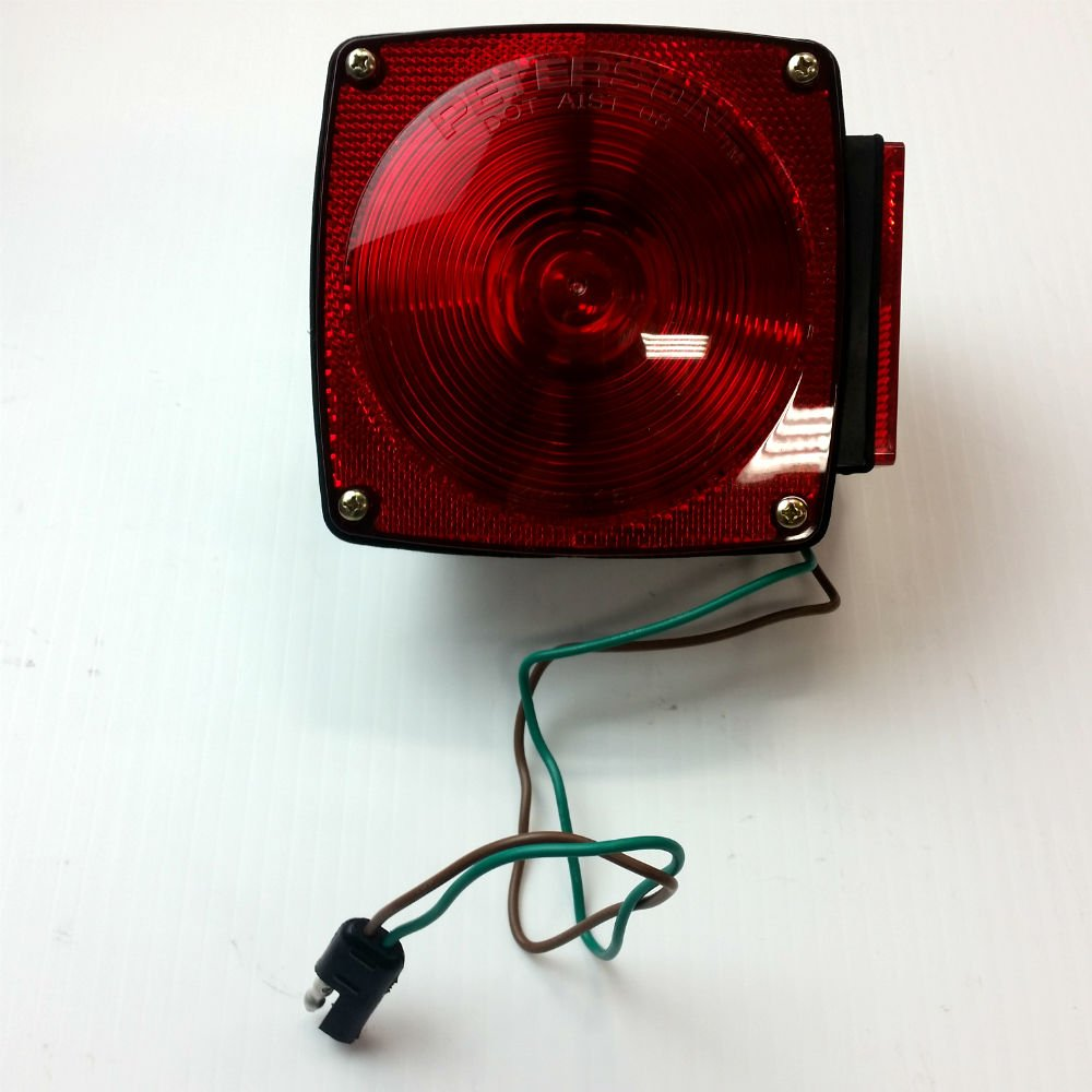 Shorelander Boat Trailer Tail Lights Wiring Harness Submersible Right Side Light Sports Outdoors 1000x1000
