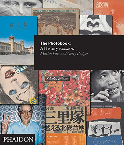 The Photobook: A History Volume - Martin Parr The Photobook