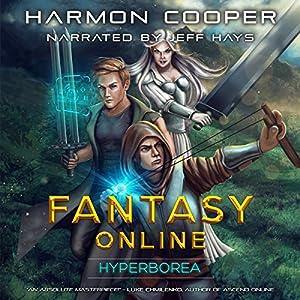 Fantasy Online: Hyperborea Audiobook