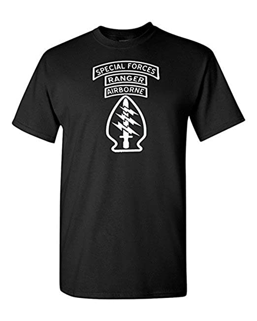 Amazon Got Tee Airborne Ranger Special Forces T Shirt Clothing