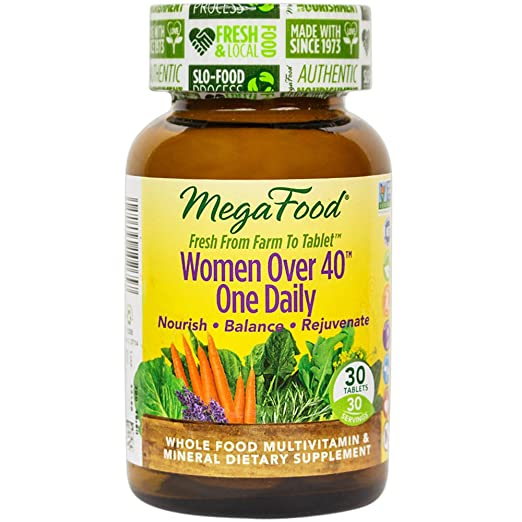 MegaFood For Women Over 40