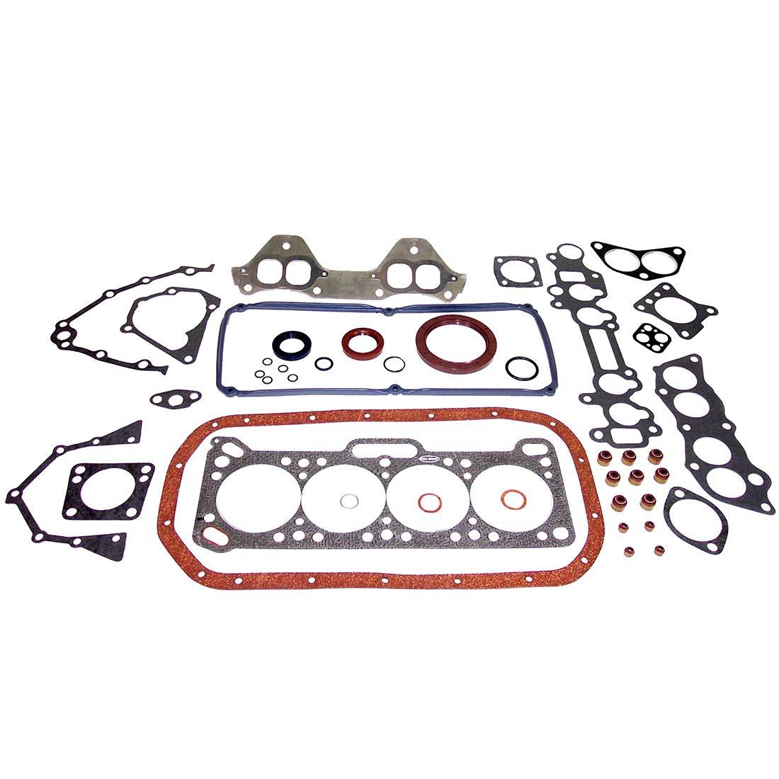 Engine Rebuild Kit Fits 87-94 Dodge Hyundai Colt Excel 1.5L L4 SOHC 8v 4G15