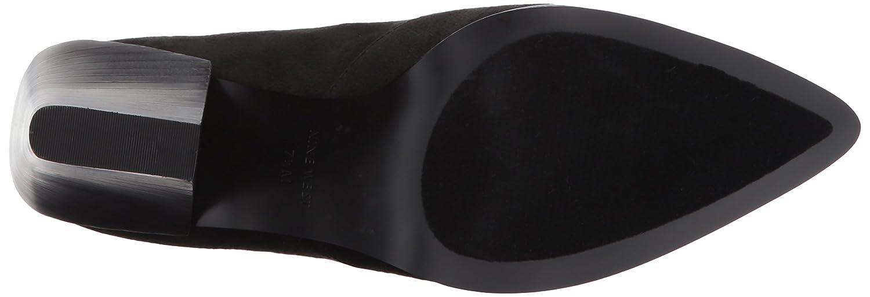 Nine West Women's Eshella B06X3VH5Q9 7.5 B(M) US|Black Fabric