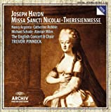 Haydn: Masses (Hob XXII:6, 12) - Missa Sancti Nicolai; Theresienmesse /Pinnock