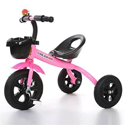 Triciclo de Moda Carruaje de bebé Bicicleta Niño Juguete Coche Rueda Inflable/Rueda de Bicicleta