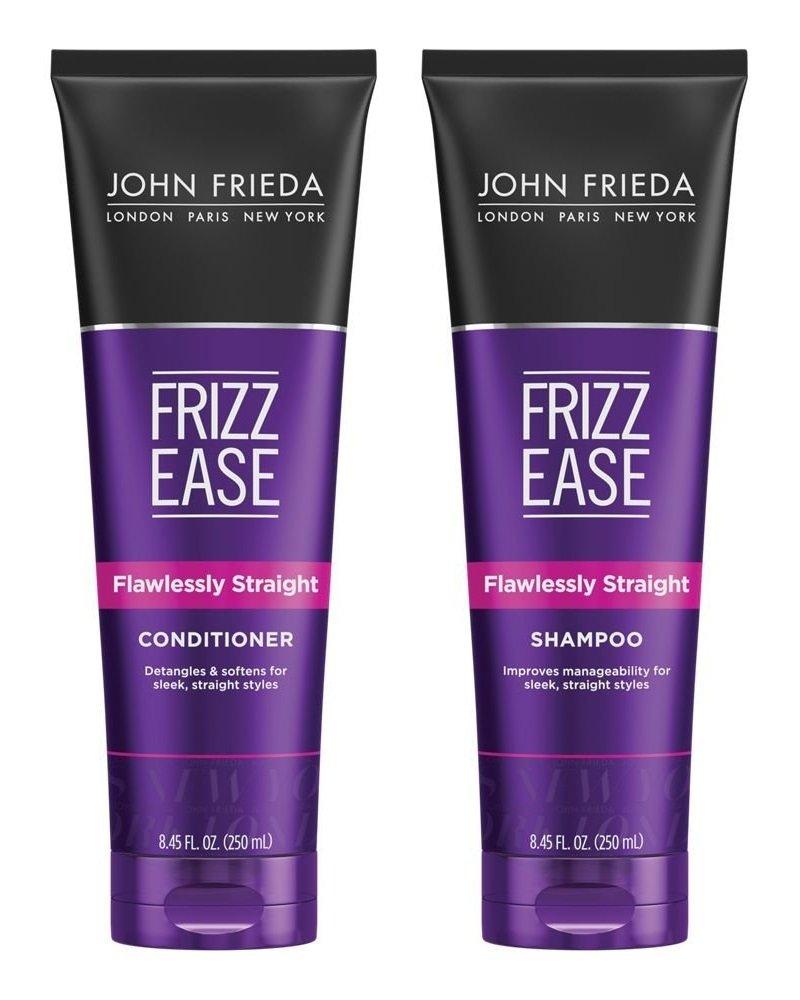 Amazon Com John Frieda Frizz Ease Beyond Smooth Bundle
