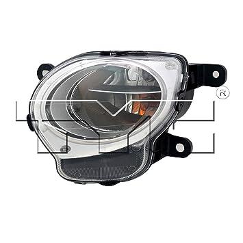 for 2015 2018 NSF Jeep Renegade RH Right Passenger Headlamp Headlight Assembly