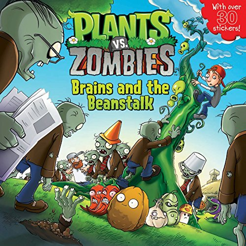 Beanstalk Game - Plants vs. Zombies: Brains and the Beanstalk