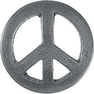 product image for Jim Clift Design Peace Sign Lapel Pin