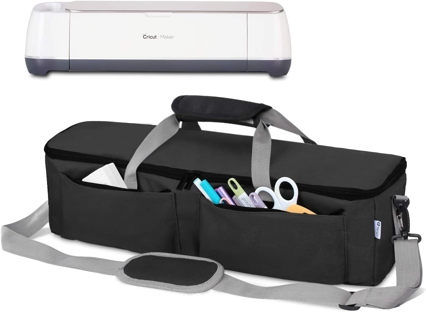 Carrying Bags for Cricut Die-Cut Machine and Accessories Storage Bag Travel Air