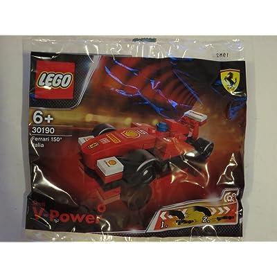 LEGO Ferrari Shell Promo 30190 Ferrari 150 Italia S Ferrari Shell Promo: Toys & Games