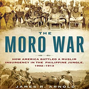 The Moro War Audiobook