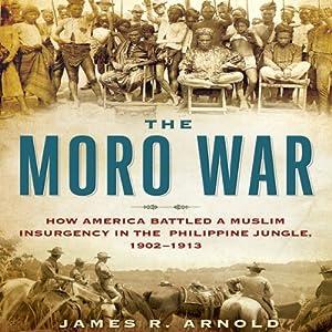 The Moro War Audiobook