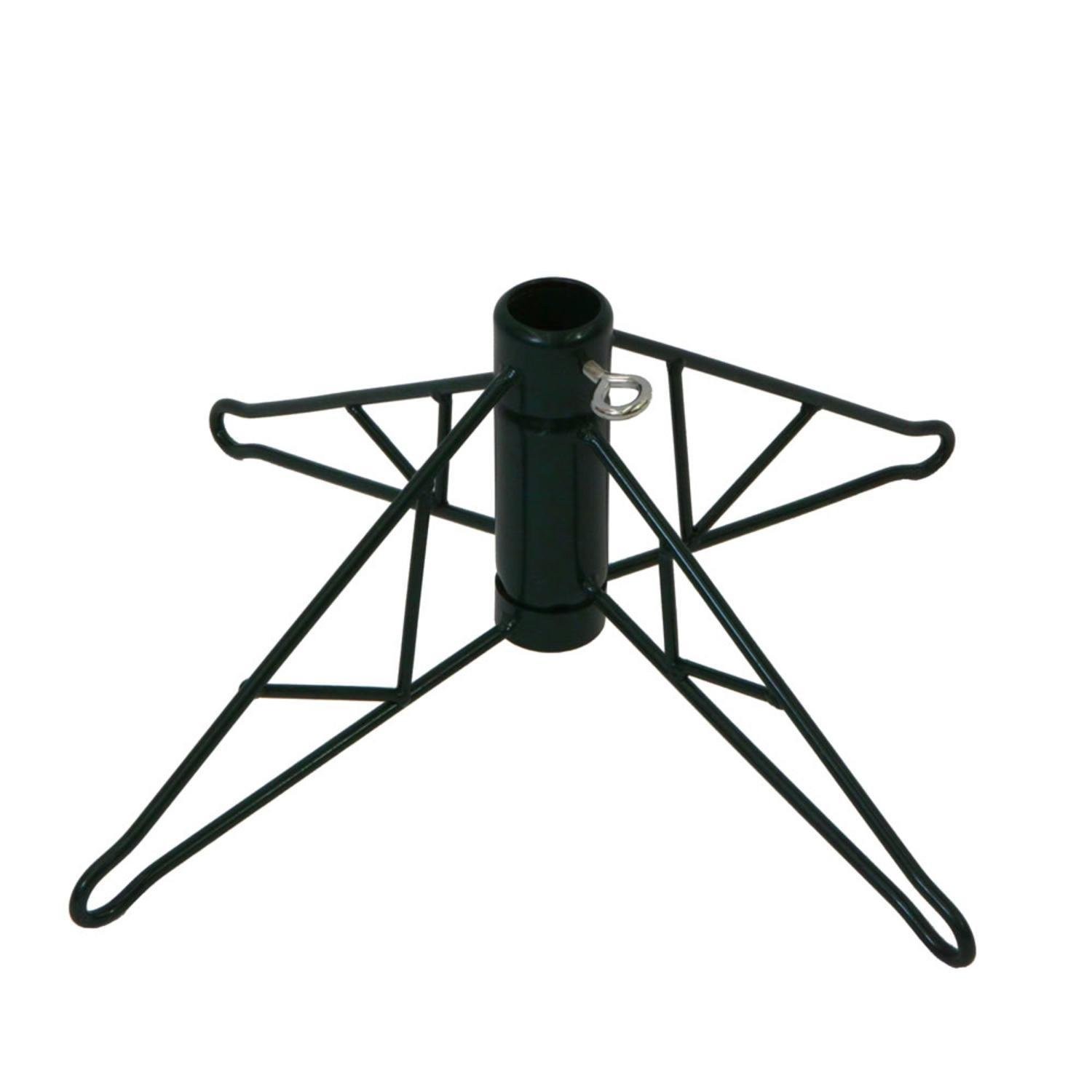 Northlight Green Metal Christmas Tree Stand For 4' - 4.5' Artificial Trees