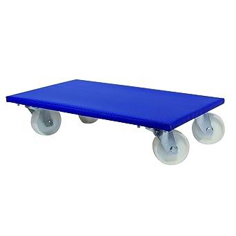 Carrito para mover muebles, medidas 600 x 350 mm, peso 500 kg