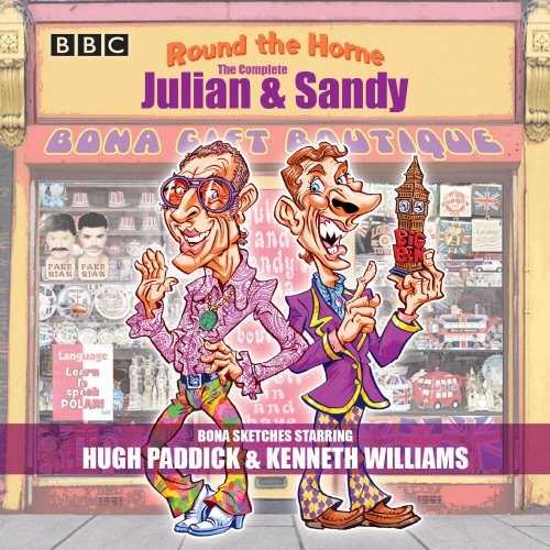 Completion the Horne: The Complete Julian & Sandy: Classic BBC Radio comedy