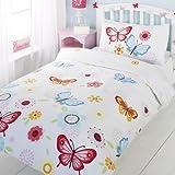 Butterfly Junior Duvet Cover & Pillowcase Set