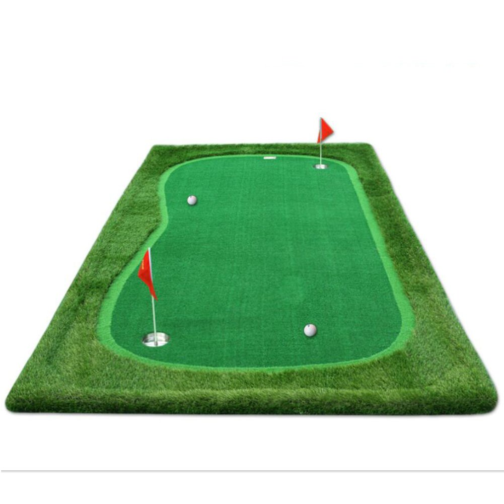 HMX ProEdge Golf Green System Golf Putting Mat---3.28FtX9.84Ft by HMX (Image #2)