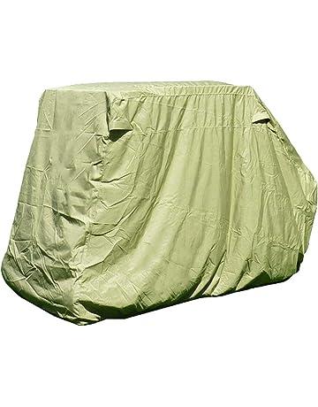F Fityle Cubierta Funda para Buggy Carro de Golf con Cremallera y Bolsa Portátil, Color
