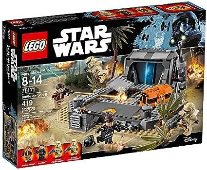 LEGO Star Wars Battle on Scarif 75171 Building Kit (419 Pieces ...