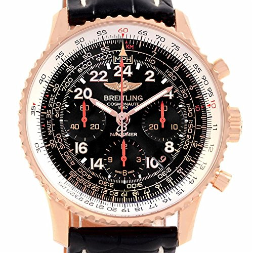 Breitling Navitimer Automatic-self-Wind Male Watch RB0210 (Certified Pre-Owned)