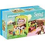 Playmobil - Spirit - Abigail and Boomerang - 9480
