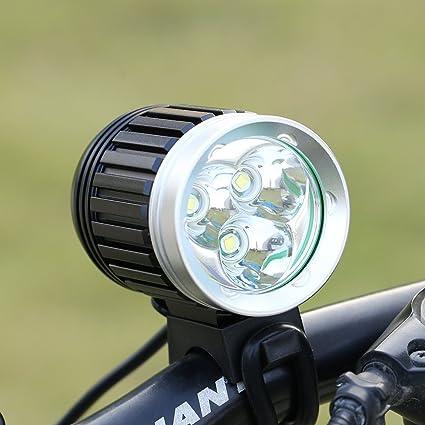 Lampe Ghb Eclairage Puissante Led Vélo Phare Vtt w8Nn0m