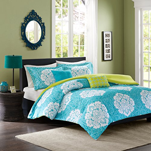 Intelligent Design - Tanya -All Seasons Comforter Set -5 Pie