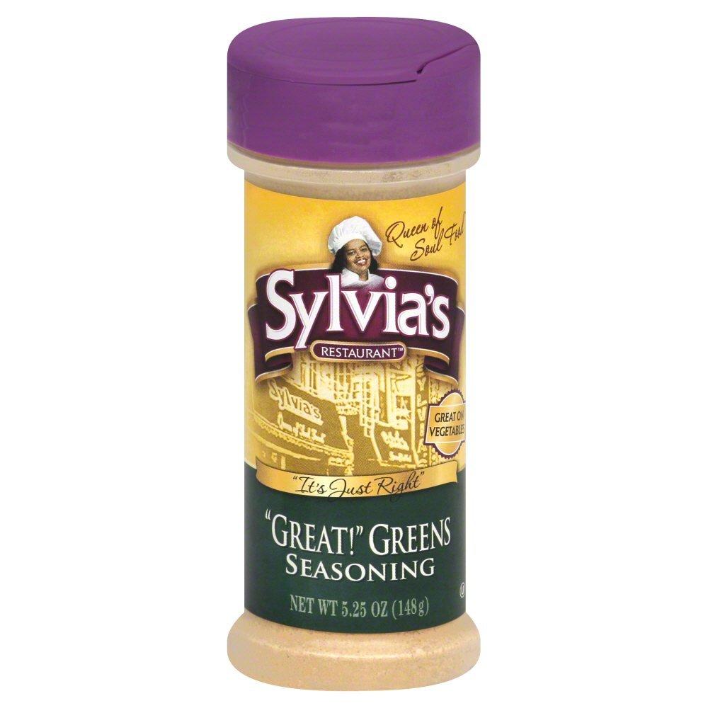 Sylvias Ssnng Rub Great Greens