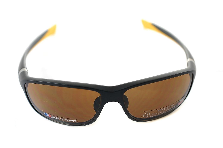 6e4cb1b253 Tag Heuer 27 DEGREE POLARIZED 6021 295 - Gafas de sol para hombre, color  negro/puro/amarillo/rojo: Amazon.es: Ropa y accesorios