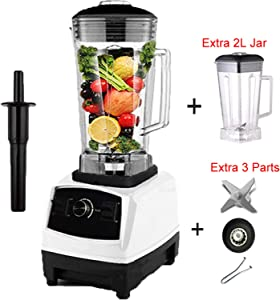 Best Motor commercial professional smoothies power blender food mixer processor,Whitefulljarlid