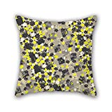 PILLO camo pillowcover ,best for drawing room,her,kids girls,boy friend,birthday 18 x 18 inches / 45 by 45 cm(twice sides)