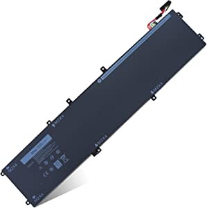 Easy&Fine 6GTPY Laptop Battery for Dell XPS 15 7590 9550 9560 9570 Precision 5510 5520 5530 M5510 M5520 Series i7-7700HQ Series Replacement for 4GVGH 05041C 5D91C 5XJ28 (11.4V 97WH)