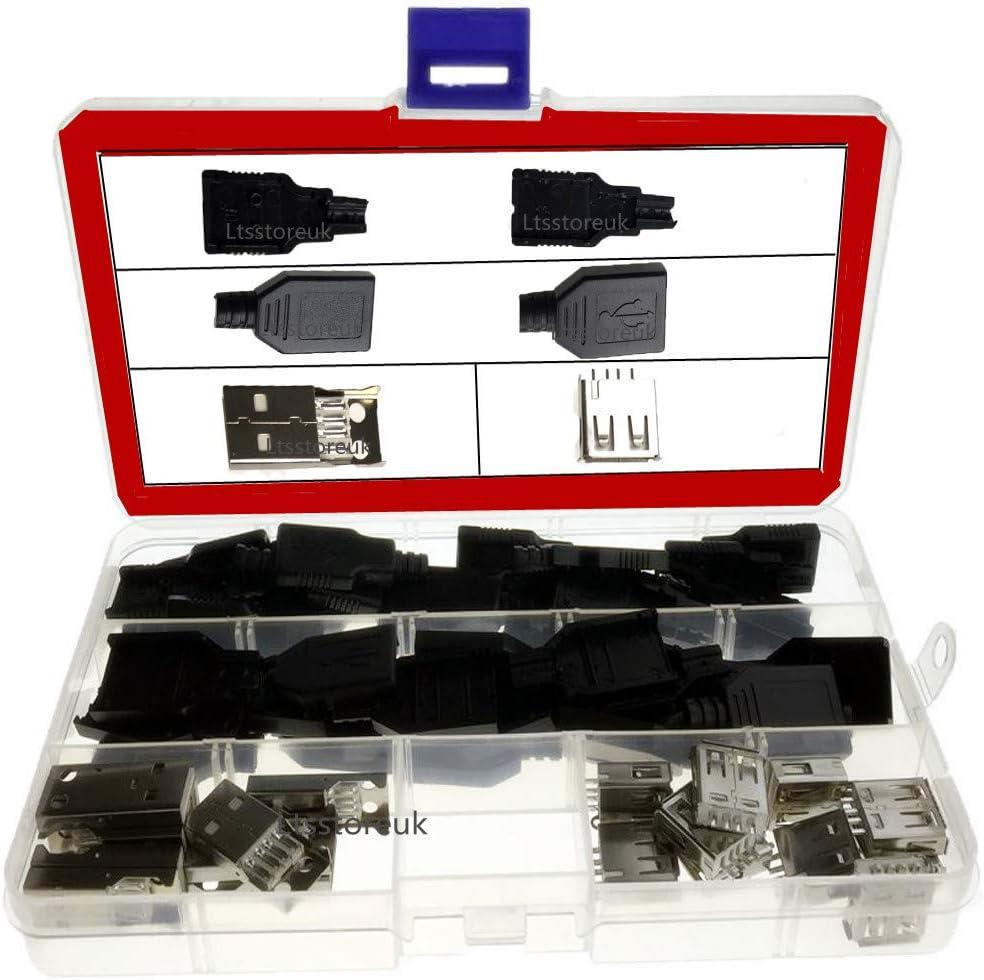USB Plug Shell Box Kit