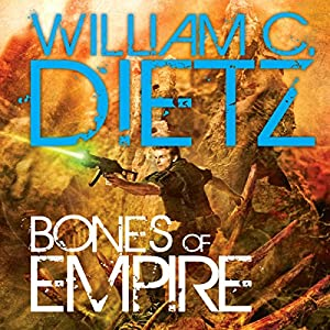 Bones of Empire Hörbuch