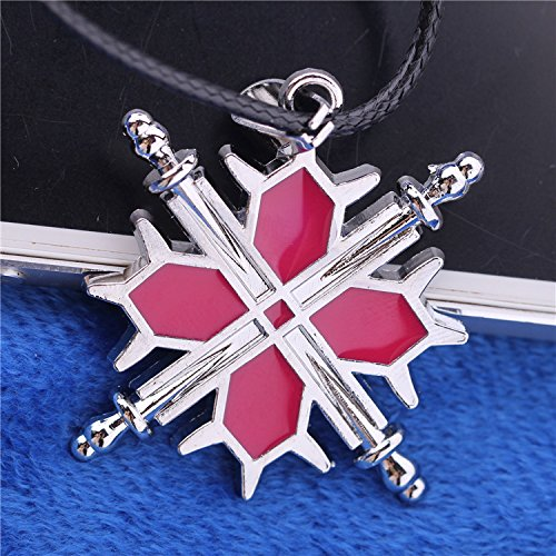 Hollowed Costumes (Dailinming accessories Anime cosplay Costume toy Hollowed out more necklace YWSS-581)
