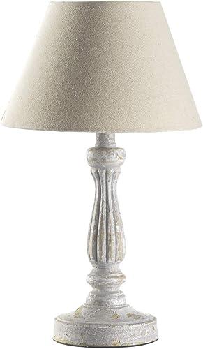 Lampada da tavolo shabby legno Lampade shabby chic offerte