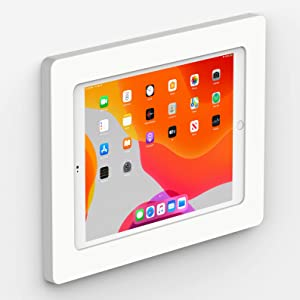 """VidaMount White On-Wall Tablet Mount Compatible with iPad 10.2"""" (7th & 8th Gen)"""