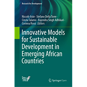 Innovative Models for Sustainable Development in Emerging African Countries (Research for Development)