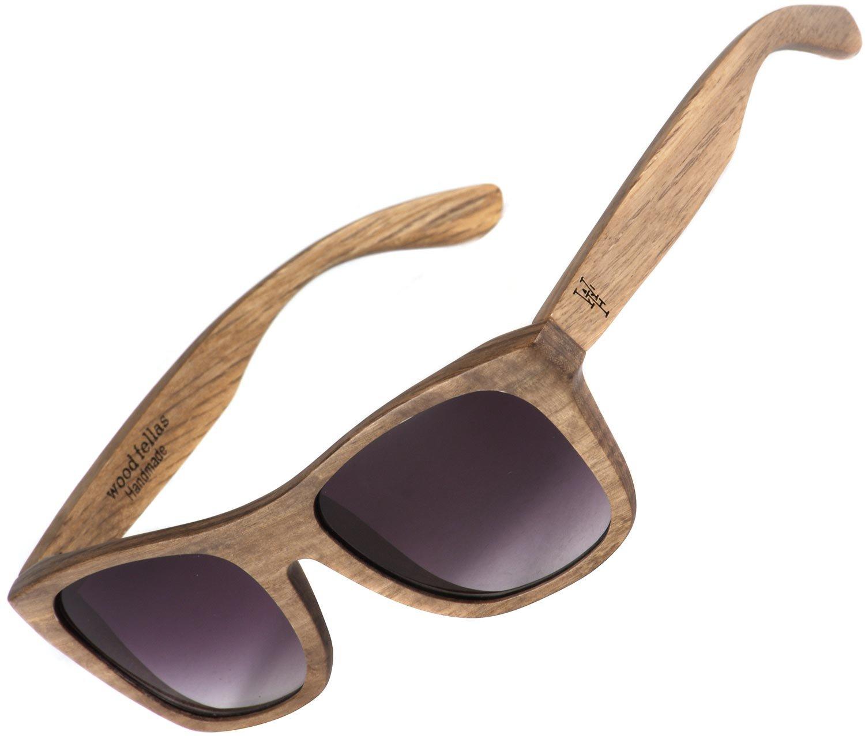 Wood Fellas Occhiali da Sole in Legno