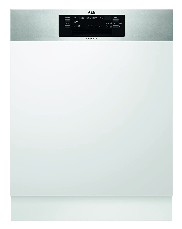 AEG FEE63700PM Unterbaugeschirrsp/üler//A+++//241 kWh//Jahr //3080 L//jahr//XtraDry Option//edelstahl