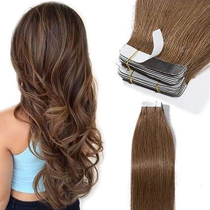 capelli con extension foto