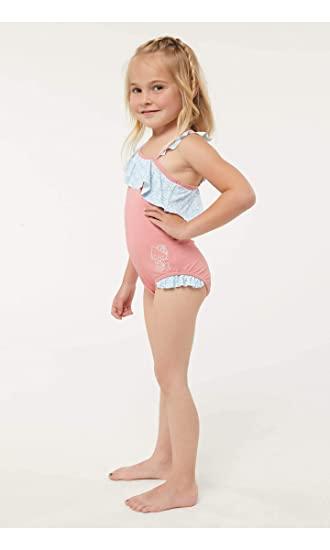 be3a0c29fa5 O'Neill Kids Baby Girl's Hello Kitty Shelly One-Piece Swimsuit (Toddler/