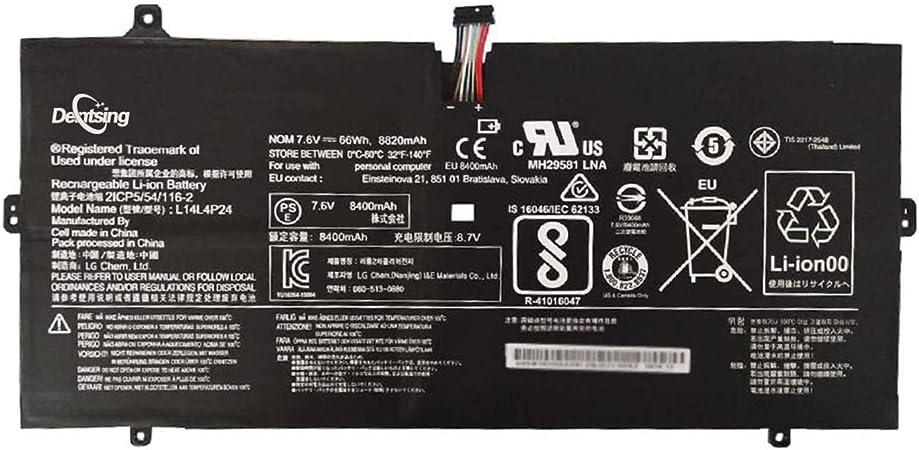 New Genuine Battery for Lenovo Yoga 4 Pro 900-13 66Wh Battery 5B10H43261